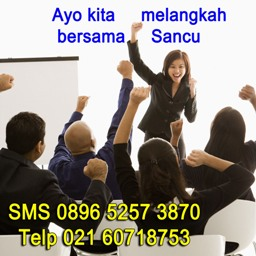 Lowongan Kerja Agen Sancu di Jakarta | Jual Sandal SANCU ...