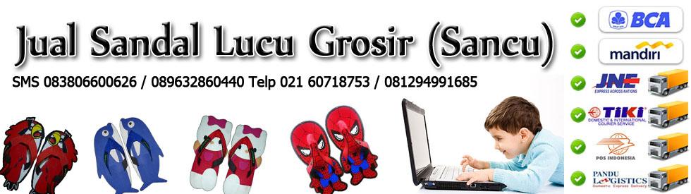 SANDAL SANCU | SANCU CREATIVE Indonesia | SMS 0838 0660 0626 pin
