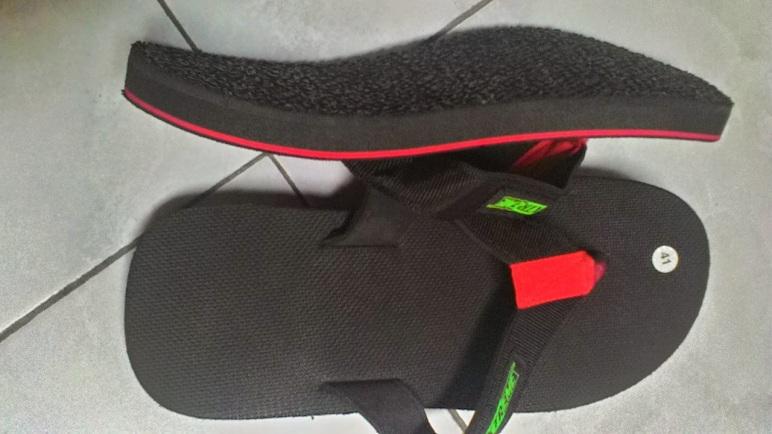 Sandal Sancu Extreme Merah
