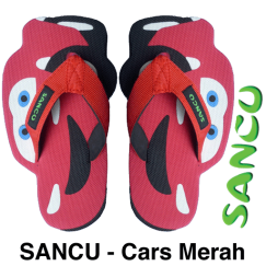 Sticker-@SandalSancu-Cars-Merah