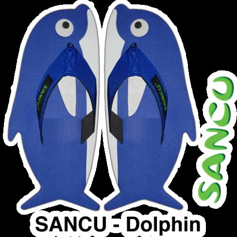 Sticker-@SandalSancu-Dolphin