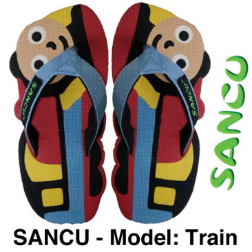 Sticker-@SandalSancu-Train
