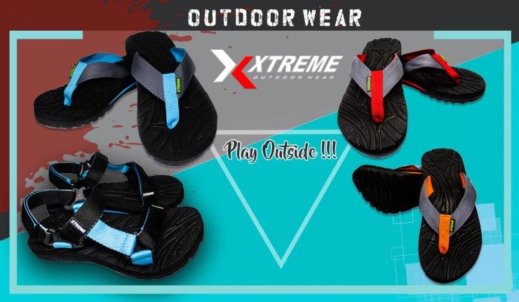 Banner Sandal Xtreme